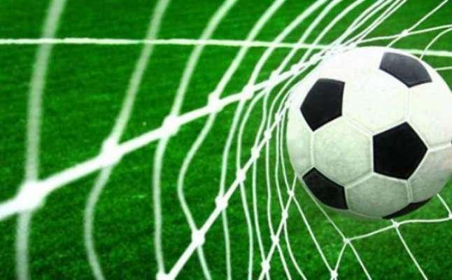 آل سندھ سید غلام شبیر شاہ میموریل فٹبال ٹورنامنٹ جاری