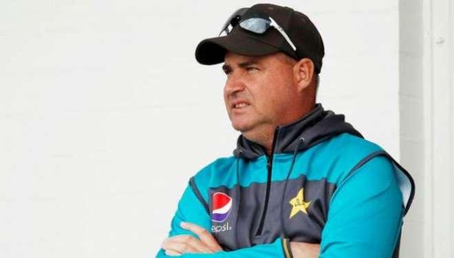 ٹی ٹونٹی ورلڈ کپ تک پاکستانی ٹیم کی کوچنگ کا موقع ملنا چاہئے تھا: مکی ..