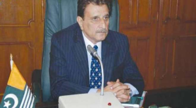 پاکستان دنیا بھر میں کشمیریوں کا وکیل ہے،