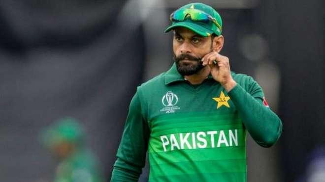بین الاقوامی کرکٹ سے ریٹائرمنٹ لینے کا معاملہ، محمد حفیظ نے اعلان کردیا