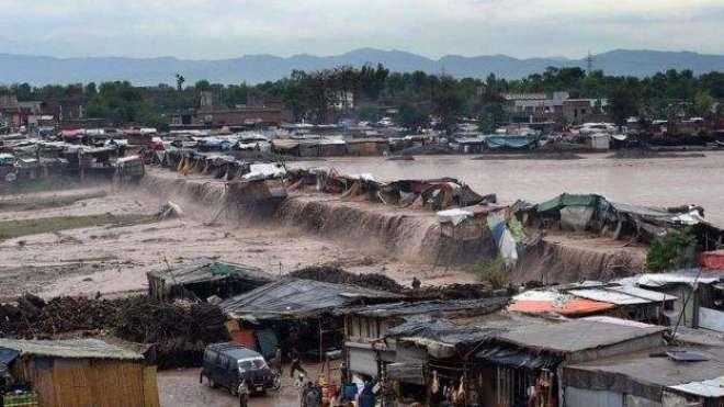 بھارت نےبغیراطلاع پاکستان کی طرف پانی چھوڑ دیا