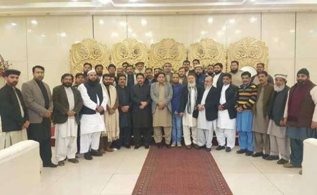 مرکزی انجمن تاجران کی جانب سے نو منتخب عہدیداران چیچہ وطنی بار ایسوسی ..