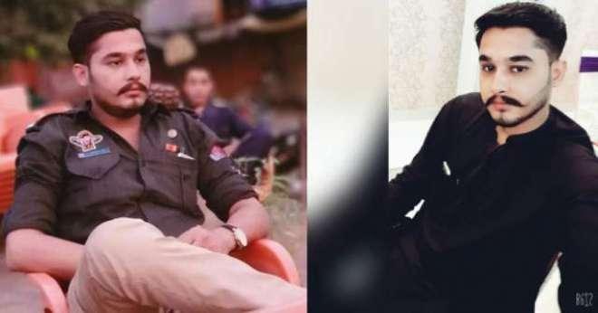 شہید پولیس اہلکار کی منکوحہ کے بیان نے سب کو آبدیدہ کر دیا