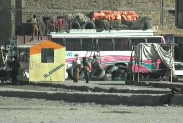 بلوچستان کی مسافر بسیں اسمگلنگ کا اہم ذریعہ بن گئیں