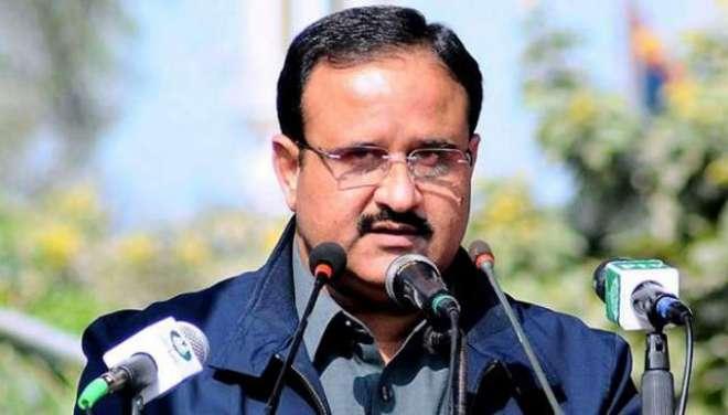 پنجاب میں زراعت اور کاشتکار کو نئی جدت سے روشناس کرایا جائے گا' عثمان ..