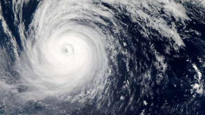 کراچی: بحیرہ عرب میں موجود ڈیپ ڈپریشن سمندری طوفان میں تبدیل ہو گیا
