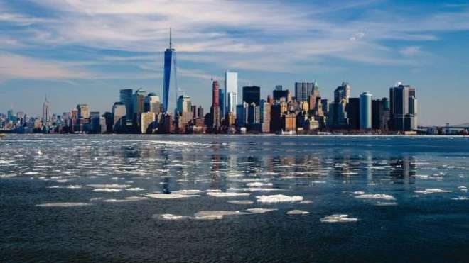 امریکہ میں برفباری کا شدید طوفان، نیویارک میں ریاستی ایمرجنسی نافذ