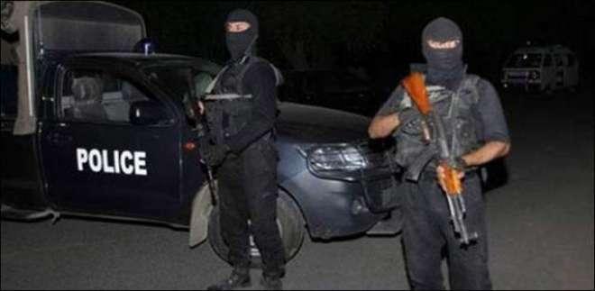 کراچی : سی ٹی ڈی سے مقابلے کے دوران دوران پولیس اہلکار کی ٹارگٹ کلنگ ..