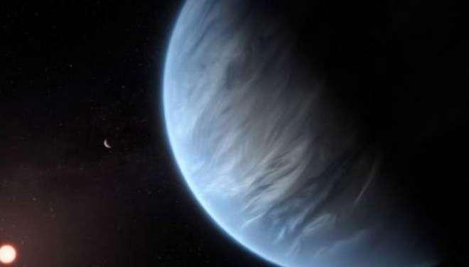 سائنسدانوں نے ایک اورسیارے پر پانی تلاش کر لیا