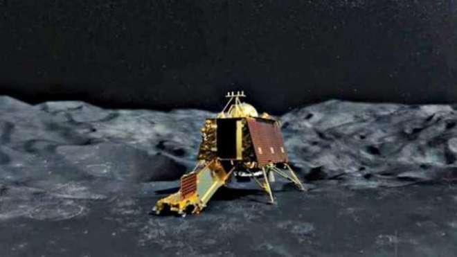 بھارت کا چاند مشن ناکام ہونے پر امریکہ کی خلائی ایجنسی 'ناسا' کا ردِ ..