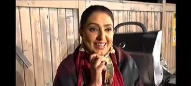 اداکارہ روبی انعم لائیو سٹاک سے متعلقہ پروگرام کی میزبان بن گئیں