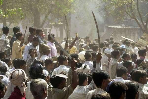 بھارت میں انتہاپسندی کی لہر میں اضافہ