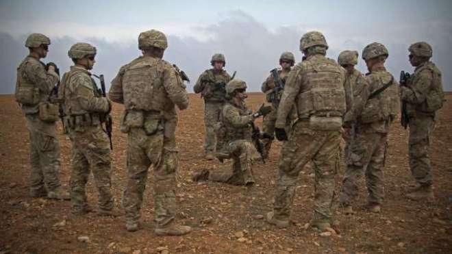 شام سے نکلنے والے امریکی فوجی مغربی عراق میں تعینات کیے جائیں گے،امریکی ..