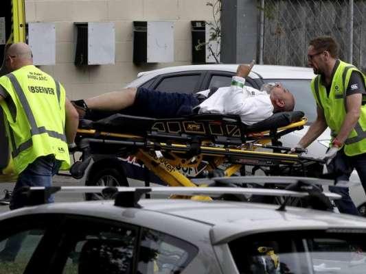 نیوزی لینڈ میں سفید فام انہتاپسندوں کے مساجد پر حملوں میں50 سے زائد ..