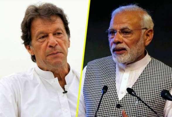 مودی کو ہٹلر کہنے پر وزیراعظم عمران خان کے بیان کو عالمی میڈیا میں نمایاں ..