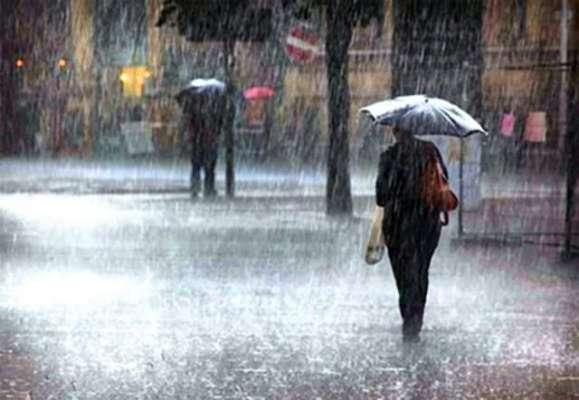 بلوچستان میں مغرب سے بارش برسانے والا نیا سسٹم داخل ، بارشوں سے ندی ..