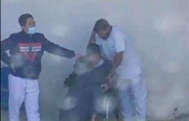 سعودی نوجوان کی پٹائی کرنے والا پاکستانی اپنے ساتھی سمیت گرفتار