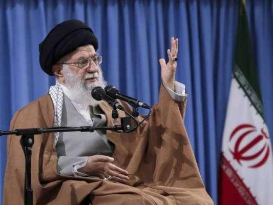 جتنی ضرورت ہوگی اتنا تیل برآمد کر یں گے،ایرانی سپریم لیڈر