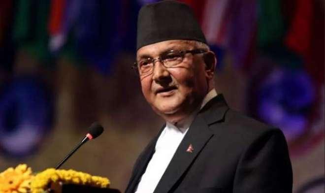 بھارت مجھے اقتدار سے ہٹانے کی سازش کررہا ہے، کامیاب نہیں ہوگا، نیپالی ..