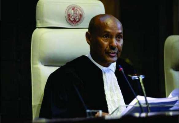 عالمی عدالت کے فیصلے نے پاکستانی ملٹری عدالتوں پر اعتماد کو مزید مضبوط ..