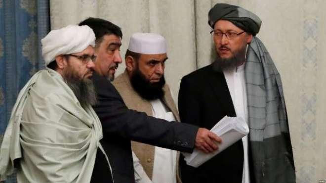 افغان طالبان نے امریکا سے مذاکرات کے لیے 14رکنی ٹیم کا اعلان کر دیا