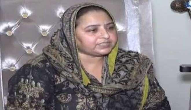 فیصلے کو لاہورہائیکورٹ میں چیلنج کریں گے' اہلیہ رانا ثنا اللہ