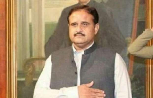 وزیراعلیٰ عثمان بزدار کی آزاد کشمیر الیکشن میں کامیابی پر تحریک انصاف ..