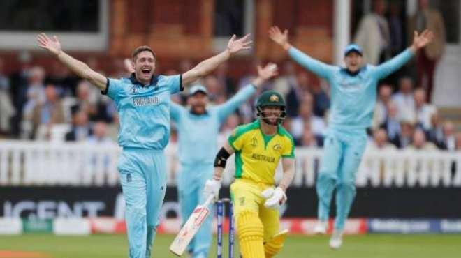 12واں ورلڈ کپ، دفاعی چیمپئن آسٹریلیا انگلینڈ کو ہرا کر چھٹی فتح کے ..