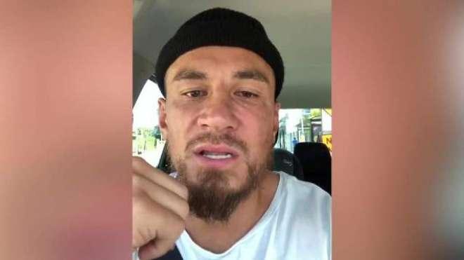 نیوزی لینڈ کے مسلمان رگبی پلیئر کامساجدپر حملے کے بعد بیان
