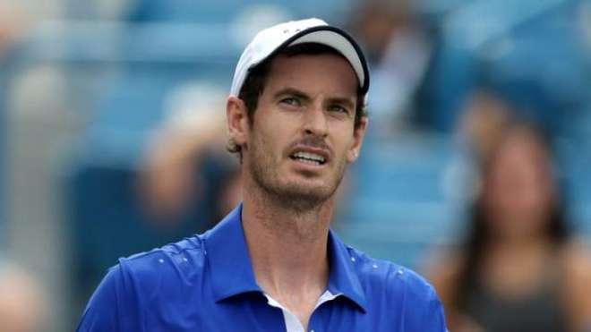 اینڈی مرے کو برٹش اوپن ٹینس ٹورنامنٹ مکسڈ ڈبلز ابتدائی رائونڈ میں شکست ..