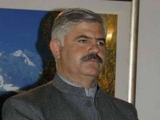 وزیر اعلی خیبر پختونخوا کاسینئر صحافی آصف نثار غیاثی کے تایا اور ممتاز ..