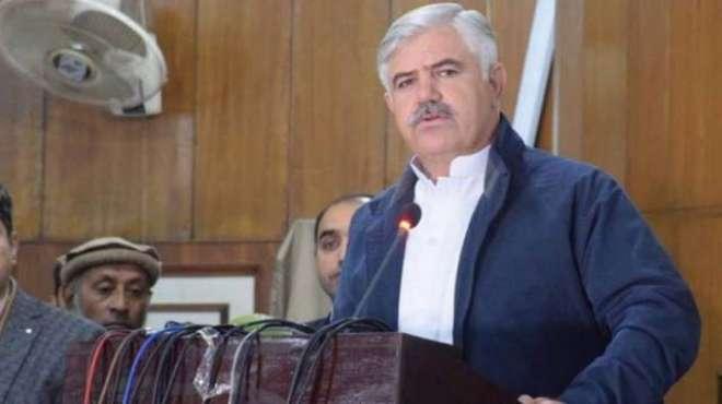 وزیراعلیٰ خیبرپختونخوا کا پشاور کی تاجر برادری کے مسائل حل کرنے کے ..