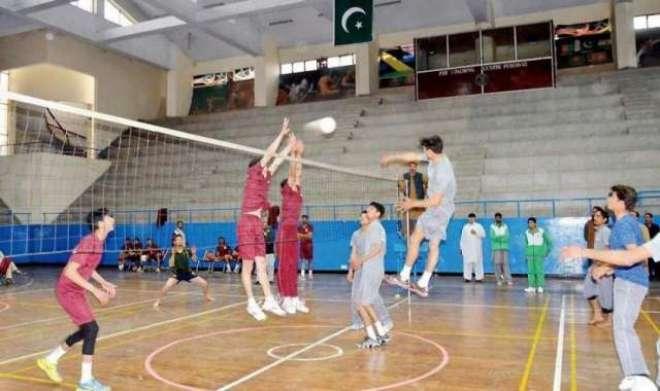 پاکستان نے ایشین والی بال چیمپئن شپ میں بھارت کو شکست دیدی