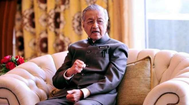 مہاتیر محمد کی حکومت ملائیشیا میں ایک بڑا چینی منصوبہ بحال کر دے گی