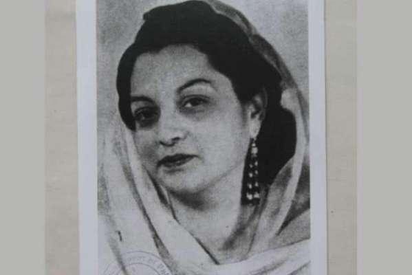 پاکستان کے پہلے وزیراعظم کی بیگم رعنا لیاقت علی خان کا 114واں یوم پیدائش ..