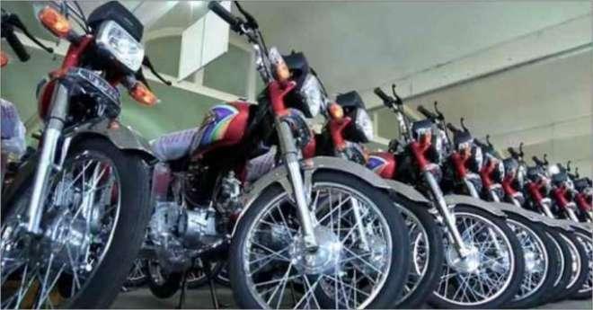 پاکستان میں برقی موٹرسائیکلوں کی تیاری کا کام شروع