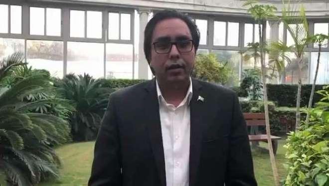 ایک سنئیر صحافی مسلم لیگ ن کے کے ترجمان بنے ہوئے تھے، شہباز گل
