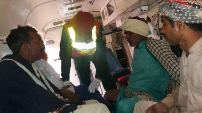 وہاڑی کی تحصیل میلسی میں آسمانی بجلی گرنے سے پانچ افراد زخمی