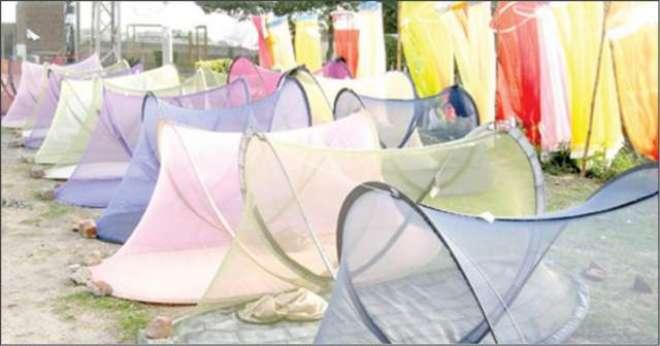 حکومت کا ملک بھر میں دوا لگی مچھردانیاں تقسیم کرنے کا فیصلہ