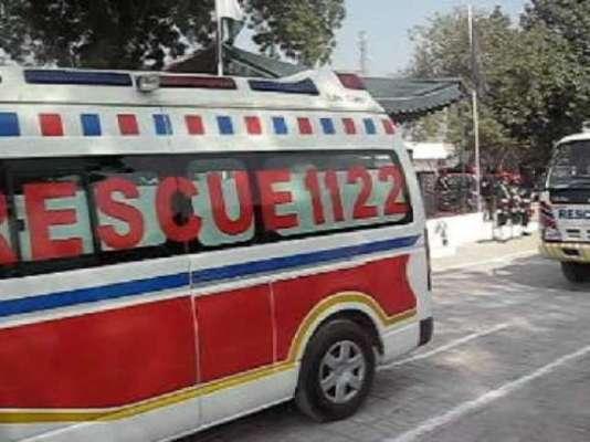 ایمرجنسی سروس ریسکیو1122 نے 10محرم الحرام کے موقع پر 325افراد کو طبی امداد ..