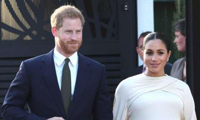 پرنس ہیری کی زندگی پر میگھن نے بہت زیادہ اثرات مرتب کیے، شاہی تبصرہ ..