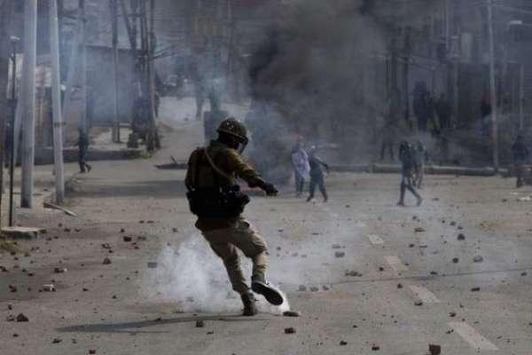 بی بی سی نے مقبوضہ کشمیر میں حالات معمول پر آنے کے بھارتی دعووں کی ..