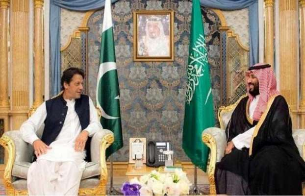 عمران خان کو چاہیئے کہ وہ محمد بن سلمان سے سعودی عرب میں موجود پاکستانیوں ..