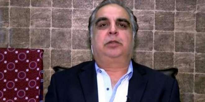 گورنر سندھ سے جی ڈی اے رہنما ارباب غلام رحیم کی ملاقات