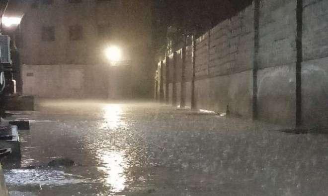 شدید بارشیں ،ضلعی انتظامیہ کاسول ڈیفنس اور ڈیزاسٹر مینجمنٹ سمیت تمام ..