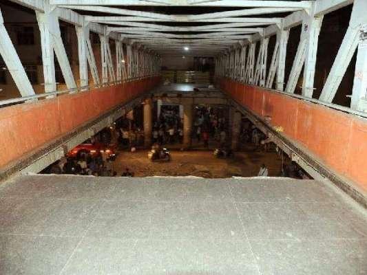 ممبئی میں پل گرنے سے5افراد ہلاک36زخمی