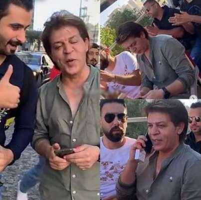 اردن میں شاہ رخ خان کا ہم شکل توجہ کا مرکز بن گیا