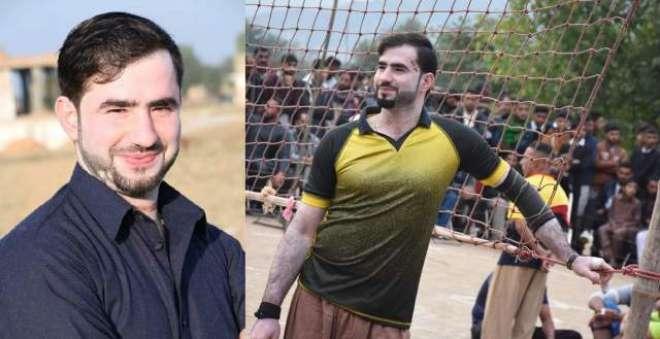معروف والی بال کھلاڑی محسن فاروق راولپنڈی میں قتل