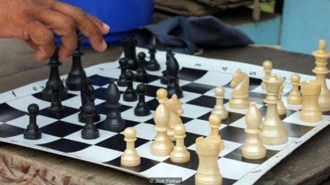ماروتی چل۔ بھارت کا ایسا گاؤں، جہاں کا ہر فرد شطرنج کا ماہر کھلاڑی ہے