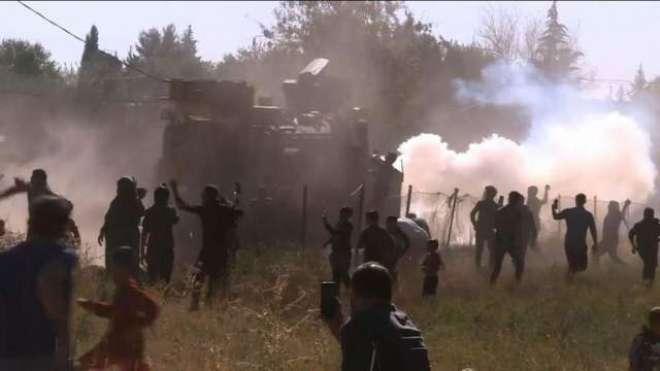 شام میں تشدد سے لاکھوں لوگوں کی جان خطرے میں، اقوام متحدہ